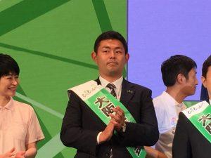 2018年 大阪維新の会 懇親会